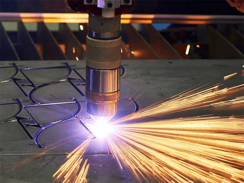 Лазерная резка нержавеющей стали